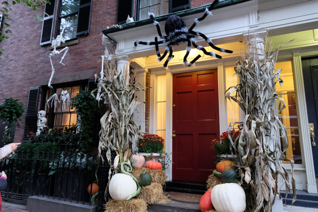 Beacon Hill Halloween