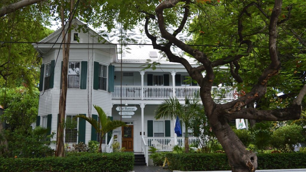 Stili architettonici di Key West