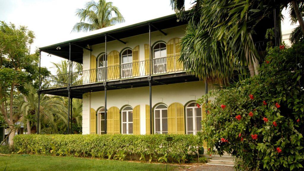 Ernest Hemingway Home Key West