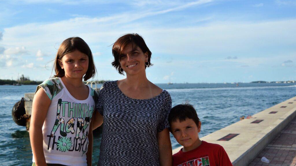 Tramonto su Key West