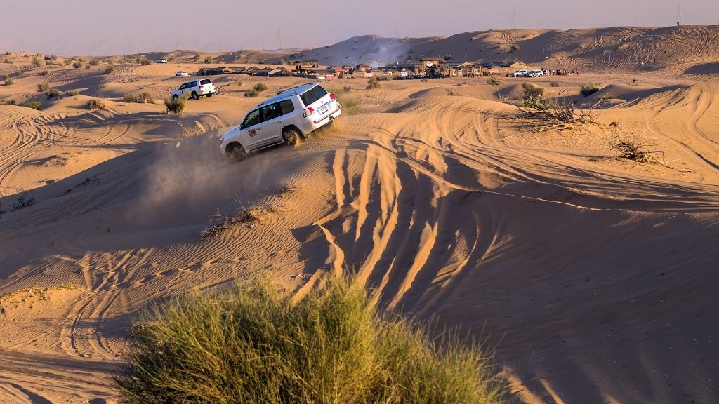 Dubai Jeep Safari