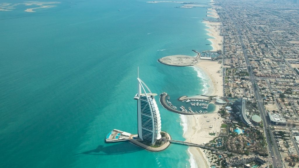 Dubai Spiagge