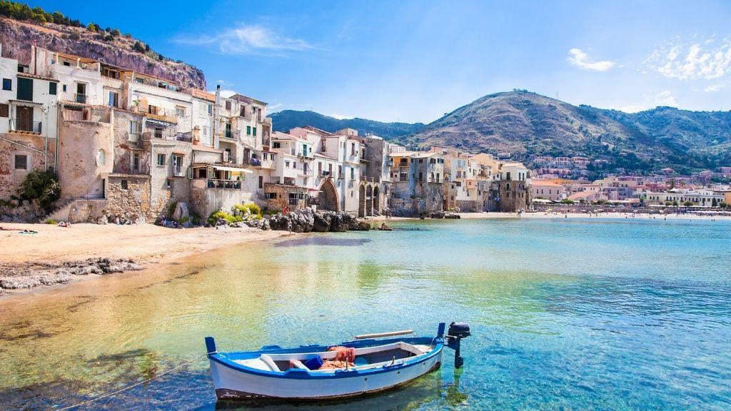 Viaggio di nozze in Sicilia