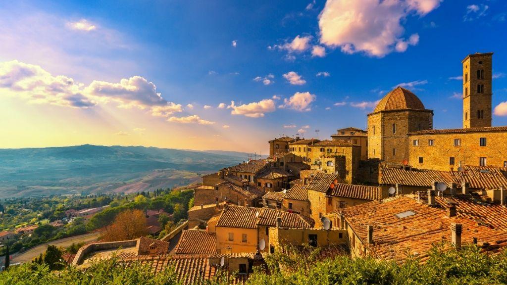 Viaggio di nozze in Toscana