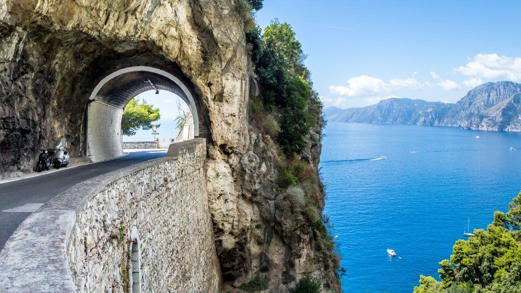 viaggio di nozze in costiera Amalfitana