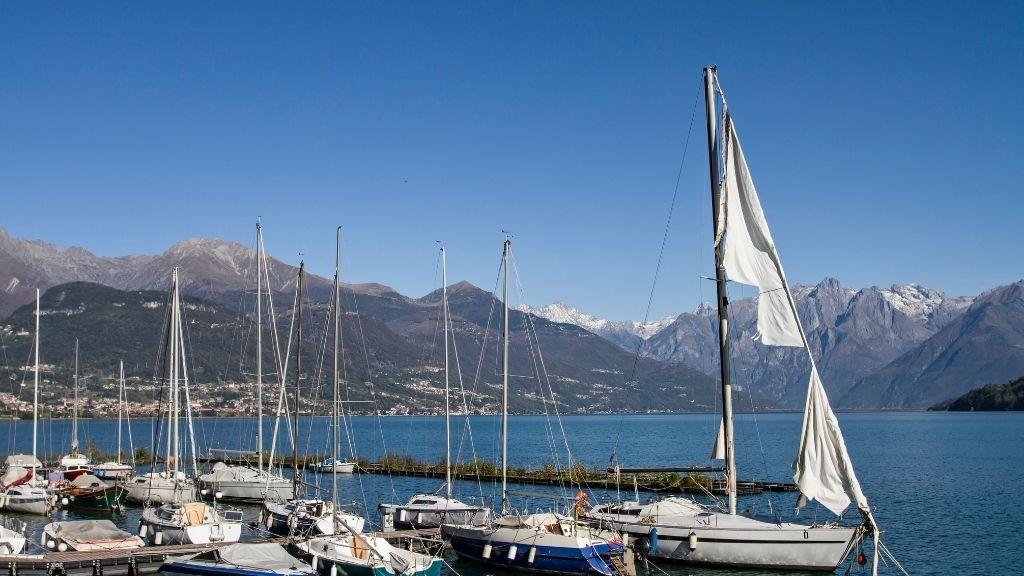 Viaggio di nozze sul lago di Como