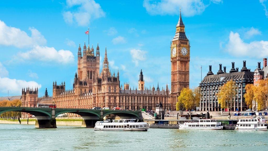 Londra in 4 giorni