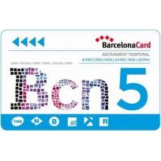 BARCELLONA CARD -  3 GIORNI ADULTO