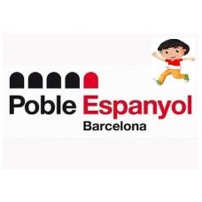 BARCELLONA POBLE ESPANYOL - INGRESSO BAMBINI 3-12 ANNI
