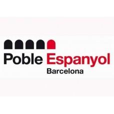 BARCELLONA POBLE ESPANYOL - INGRESSO ADULTO