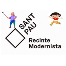 BARCELLONA RECINTE MODERNISTA DE SANT PAU INGRESSO SPECIALE 12-29 ANNI e over 65