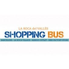 BARCELLONA LA ROCA SHOPPING BUS ANDATA E RITORNO