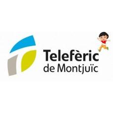 BARCELLONA TELEFERICO MONTJUIC - ANDATA E RITORNO BAMBINO 4-12 ANNI