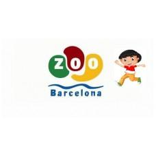 BARCELLONA ZOO - INGRESSO BAMBINO 3-12 ANNI