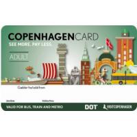 COPENAGHEN TRAVEL CARD RAGAZZO 10/15 ANNI 72h
