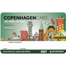 COPENAGHEN TRAVEL CARD RAGAZZO 10/15 ANNI 48h