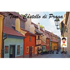 PRAGA - TOUR CASTELLO DI PRAGA - BAMBINO 3-18 ANNI