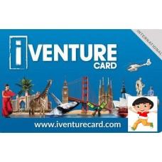 Londra IVENTURE CARD - 3 ATTRAZIONI BAMBINO 4-15 ANNI