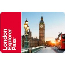 LONDRA EXPLORER PASS - 3 ATTRAZIONI ADULTO
