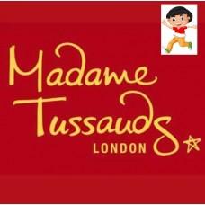 LONDRA MADAME TUSSAUDS - INGRESSO BAMBINO 3-15 ANNI