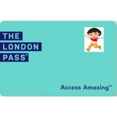 LONDRA PASS - 3 GIORNI BAMBINO