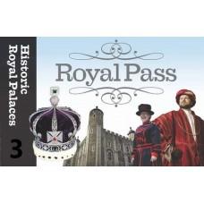 LONDRA ROYAL PASS- INGRESSO 3 PALAZZI ADULTO