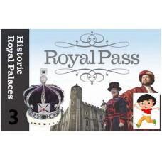 LONDRA ROYAL PASS- INGRESSO 3 PALAZZI BAMBINO 5-15
