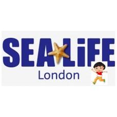LONDRA INGRESSO SEA LIFE AQUARIUM- BAMBINO 3-15 ANNI
