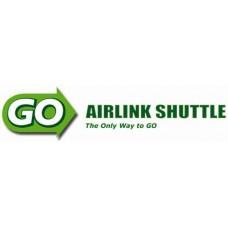 """NEW YORK GO AIRLINK - NAVETTA TRASFERIMENTO AEROPORTO """"NEWARK"""" DA/PER MANHATTAN SOLO ANDATA"""