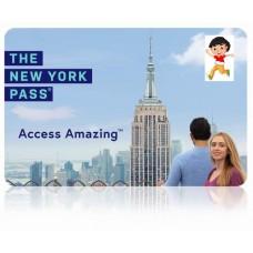 NEW YORK PASS - 10 GIORNI BAMBINO 3-12 ANNI
