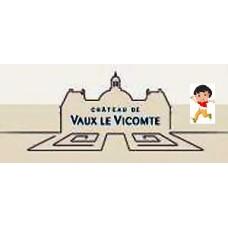 PARIGI CASTELLO DI VAUX LE VICOMPTE - INGRESSO BAMBINO 6-17 ANNI