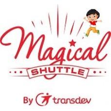 PARIGI NAVETTA DISNEY MAGIC SHUTTLE - BIGLIETTO SOLO ANDATA BAMBINO 3-11 ANNI