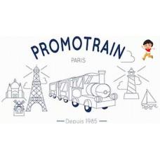 PARIGI - PICCOLO TOUR IN TRENO PER MONTMARTRE - BAMBINO 2-12 ANNI