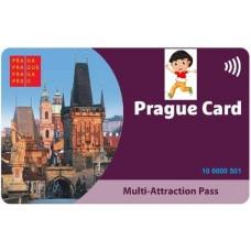 PRAGA CARD - 4 GIORNI BAMBINO 6-16 ANNI