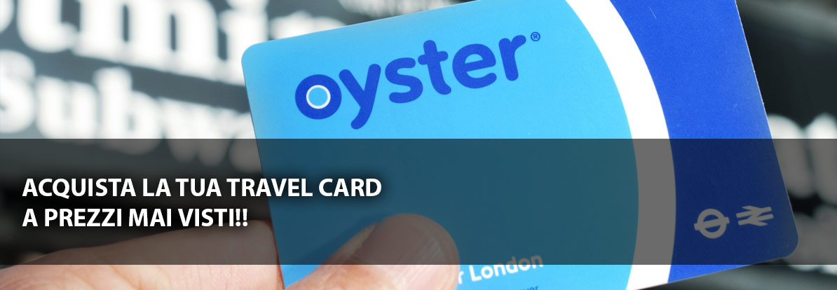 Travel Card Oyster