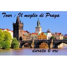 PRAGA - TOUR IL MEGLIO DI PRAGA ADULTI E BAMBINI (PREZZO A PERSONA)