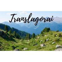 TREKKING  ACCOMPAGNATO TRANSLAGORAI- 02/07 AGOSTO