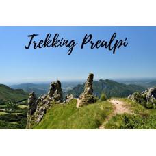 TREKKING ACCOMPAGNATO PREALPI VENETE 2/6 AGOSTO