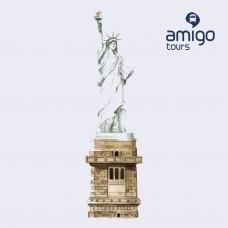 NEW YORK TOUR DELLA STATUA DELLA LIBERTA' + LIBERTY ISLAND + MUSEO - ADULTO